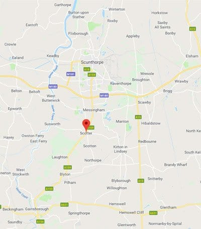 Compulincs office location map