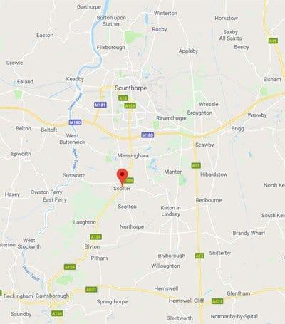 Compulincs office location map